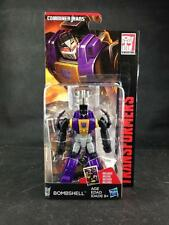 boxed Hasbro TRANSFORMERS GENERATIONS Bombshell 100% complete