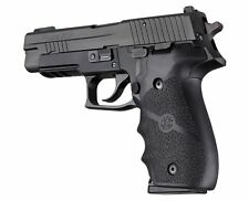 Hogue Sig Sauer P226 Rubber Finger Groove grip Black 26000