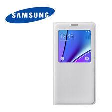 Original Genuine Samsung Galaxy S7  S View Flip Case Cover White