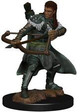 Male Human Ranger Premium D&D Miniature Dungeons Dragons archer rogue scout W4 Z