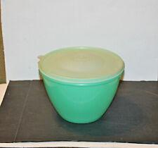 Tupperware Crisp It Lettuce Bowl Salad Keeper # 679 w/ Lid # 680 & Spike # 681