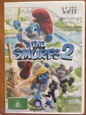 The Smurfs 2 (Nintendo Wii PAL Game)