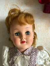 """18"""" Vintage 1950'S American Character Sweet Sue Doll"""
