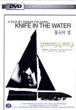 Knife In The Water , Noz W Wodzie (1948) DVD (NEW) / NO CASE (Only Cover & Disc)