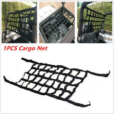 Cargo Net Roof Back Window Extra Storage Restraint For Jeep Wrangler TJ JK 1PCS