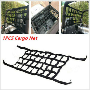 Cargo Net Roof Back Window Extra Storage Restraint For Jeep Wrangler TJ JK 1PCS
