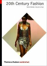 World of Art: 20th Century Fashion by Amy de la Haye and Valerie Mendes...