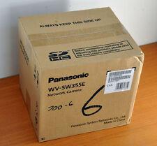 BRAND NEW SEALED Panasonic WV-SW355E PoE Dynamic HD Fixed Dome Security Camera