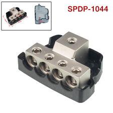 Distribution Block Mini Platinum Series 1/0 Gauge In to 4 Gauge Out SPDP-1044