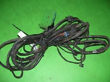 98 Corvette C5 coupe body wiring harness plugs connectors BIG GREEN PLUG