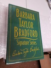 Barbara Taylor Bradford Signature Series Boxed Set 3 Books - To Be the Best, Hol