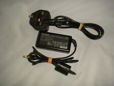 FUJIFILM AC POWER ADAPTER (MODEL: AC-5VW) WITH UK 3 PIN POWER CORD - IN V G COND