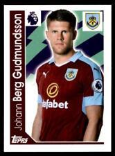 Merlin Premier League 2017 - Burnley Johann Berg Gudmundsson No.47