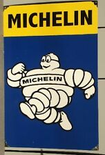 MICHELIN ENAMEL SIGN 900MM X 600MM (MADE TO ORDER) #126