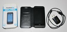 HTC Desire 510 LTE Android Smartphone, Charger, Battery, Leather case