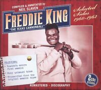 Freddie King - The Texas Cannonball Selected Sides 19601962 [CD]