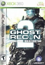 Tom Clancy's Ghost Recon Advanced Warfighter 2 For Xbox 360 Complete Refurbished