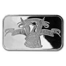 American Precious Metals Exchange APMEX 1 oz .999 Silver Bar (Original Design)