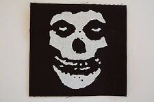Crimson Ghost Cloth Patch Punk Rock Discharge GBH Sex Pistols Adicts (CP74)