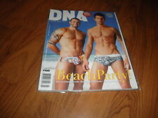 Vintage Gay DNA Magazine-Beach Party 2013- # 150 - Australian Import