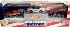 100% Hot Wheels American Victory '67 Camaro, '95 Camaro Convertible, '93 Coupe