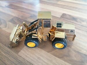 NZG JCB 430 Loader Diecast Model Very Rare Gold Version