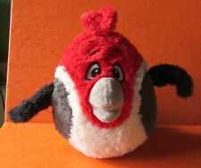 """Pedro Rio Angry Birds 2011, tall 7""""  with Sound Plush Soft Toy"""