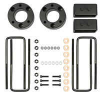 BAHOM 3'' Front and 2'' Rear Leveling Lift Kits for Ford F150 2WD 4WD 2009-2017
