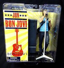 Jon Bon Jovi Action Figure New 2007 McFarlane Toys