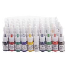 New 40Pcs Color Tattoo Inks Set 0.2oz 5ML Pigment Kit for Body Art