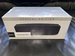 Bose Soundlink Mini ll Bluetooth Speaker Black/Copper