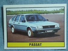 Sammelsticker Nr. 229 Bild Sticker Auto 2000 Passat Panini 1985