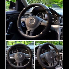 36cm / 14'' Car Steering Wheel Cover Auto Microfiber leather ice silk For Summer