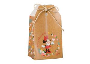 10 BOMBONIERE ASTUCCIO Scatolina porta Confetti DISNEY - MINNIE FLOWERS