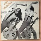 TED NUGENT Free For All US Press GATEFOLD LP