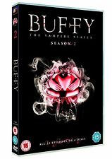 Buffy the Vampire Slayer - Season 2 Sarah Michelle Gellar, Nicholas Brendon DVD