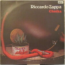 RICCARDO ZAPPA Chatka LP 1970s Italian Guitar Based Spacey Prog
