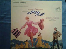 """1ST EDITION 1965 THE SOUND OF MUSIC12"""" 33RPM W/ STORYBOOK FILM SCORE/SOUNTRACK"""