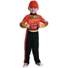 Disguise Disney Cars 2 Lightning Mcqueen Pit Crew Classic Boys Costume - Medi...