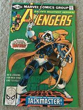 Avengers 196 6.5 1st Taskmaster