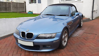 1998 BMW Z3, 2.8L Petrol, Low milage, Spares and Repairs