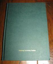 Salzburg Studies in English Literature William Blakes Recreation of Gnostic myth