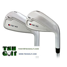 Wishon Golf Technology - EQ1 (Sterling) Single Length Irons® -INFORMATION ONLY!