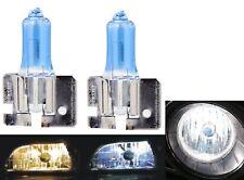Rally H2 100W 5000K White Two Bulbs Fog Light Replacement Lamp Halogen High Watt