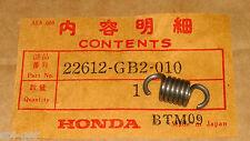 C50-LA CUB Genuine Honda New Second Clutch Spring P/No. 22612-GB2-010