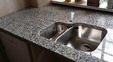 Bianco Sardo | Granite Sample | Kitchen Worktops
