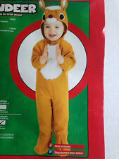 RUBIES Child Infant Boy 6-12 Months Lil' Reindeer Halloween Costume