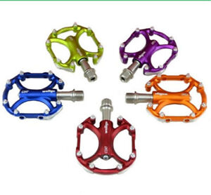 Wellgo Ultralight Bike Pedals Sealed Bearing Platform BMX MTB Bicycle Pedals