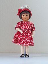 Loulotte/ Loulette  Asiatique  N°   8   .   24 cm  Poupée  creation  Doll  Asian