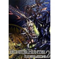 MONSTER HUNTER illustrations Vol. 2 Japan 2012 Just Release